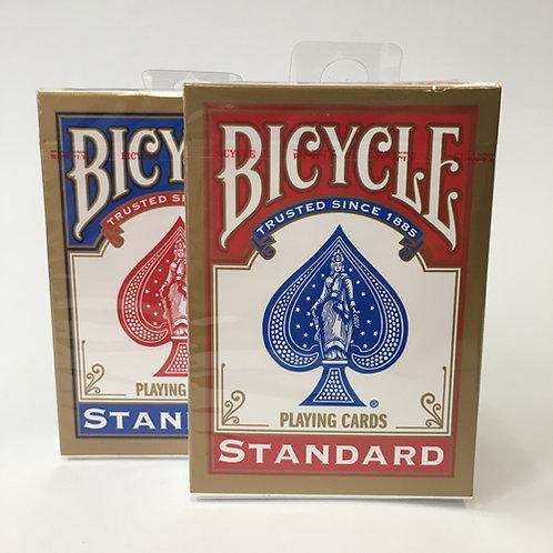 standaard speelkaarten bicycle