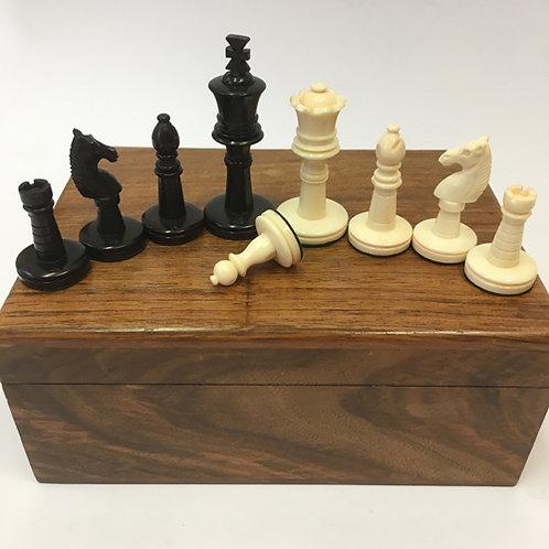 Camel Bone schaakstukken kamelen bot chess