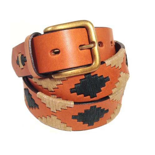 Handmade Waxed Thread Belt | F0504