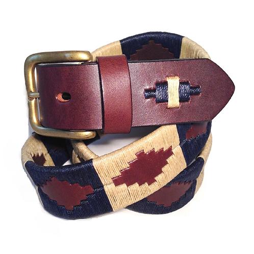 Handmade Waxed Thread Belt | F0716