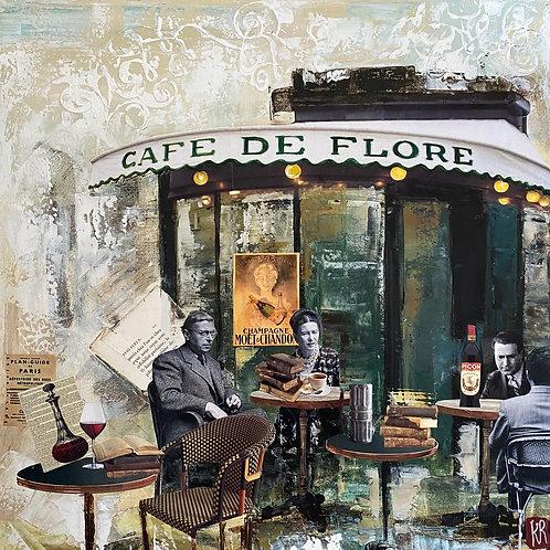 Café Paris : Le Flore