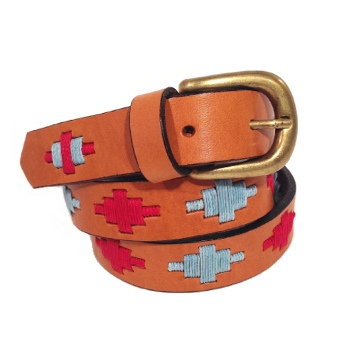 Handmade Waxed Thread Belt | F0502