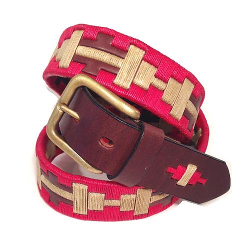 Handmade Waxed Thread Belt | F0720