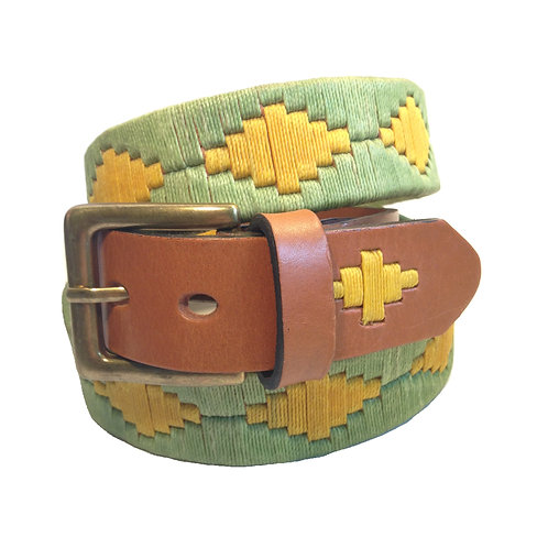 Handmade Waxed Thread Belt | F0507