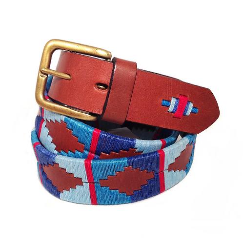 Handmade Waxed Thread Belt | F0609
