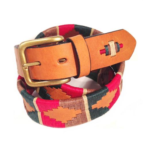 Handmade Waxed Thread Belt | F0501