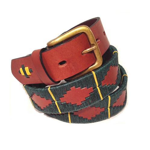 Handmade Waxed Thread Belt | F0608