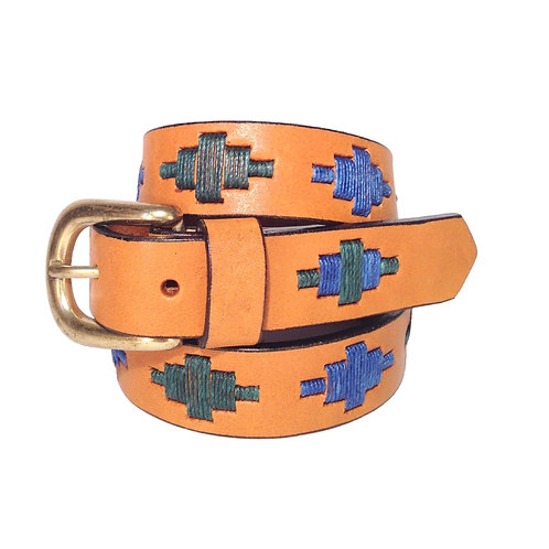 Handmade Waxed Thread Belt | F0503