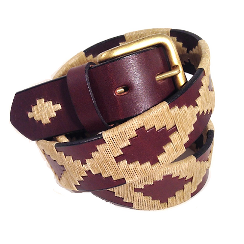 Handmade Waxed Thread Belt | F0718