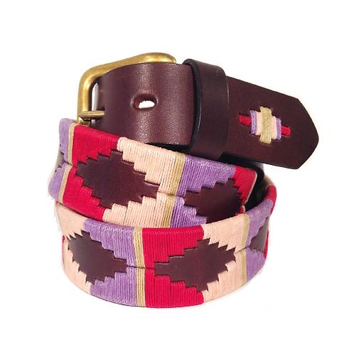 Handmade Waxed Thread Belt | F0722