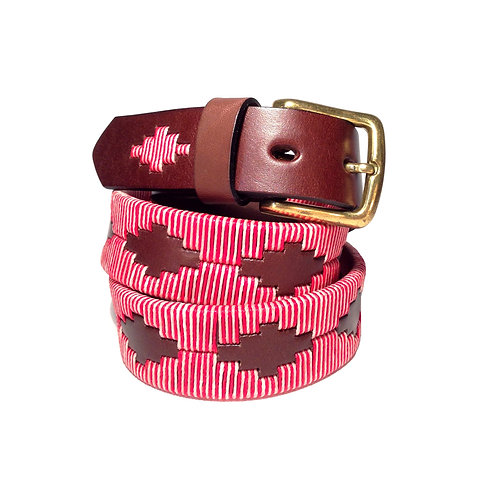 Handmade Waxed Thread Belt | F0725