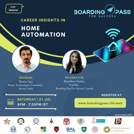 LIVE Webinar: Career Insights in Home Automation
