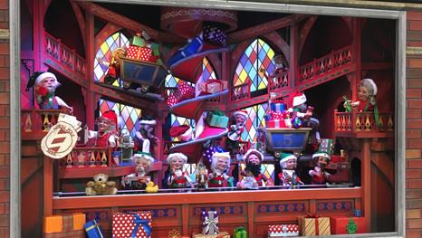 """Christmas Display """"North Pole"""""""