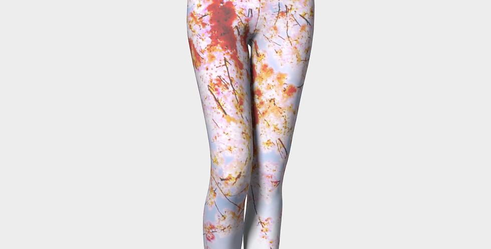 Hope Blossoms Leggings