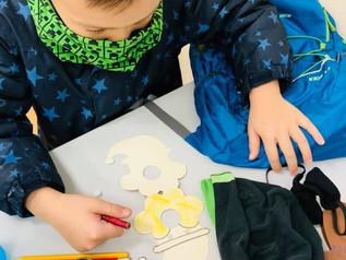 學前幼兒班-成果分享