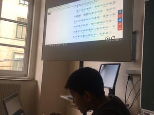多媒體應用於華語教學-中級班實作