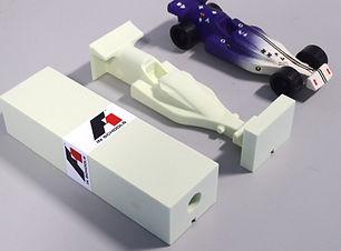 F1 in schools - F1 class car