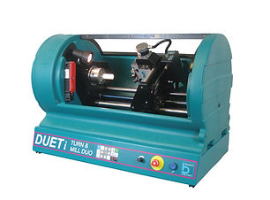 Dueti CNC combinatio machine