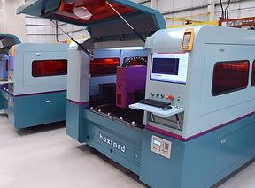 Fibre Laser Cutting Machine