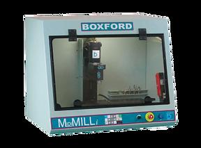 Ex-demo Boxford machning centre