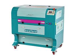 BGL350 50 watt C02 laser cutting and engraving machine
