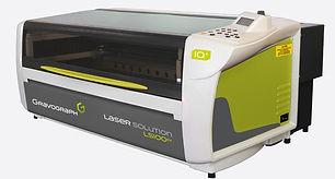 Gravograph LS100 Ex laser