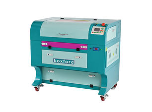 BGL350 laser cuttingand engravin machie