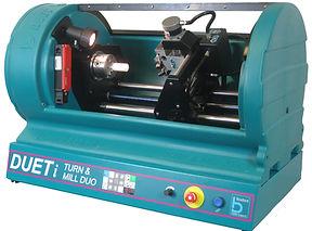 Ex-demo benchtop CNC combination machine