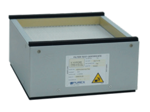 Replacement Main Filter for Fibre Laser Marker Filtered Extraction