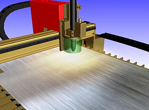 Plasma cutting software