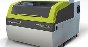 Gravograph LS900 laser