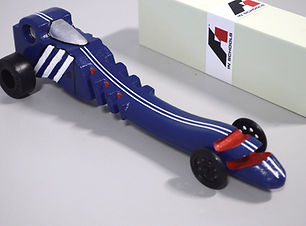 F1 in schools - Bloodhound class car