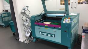 Boxford showroom is OPEN!