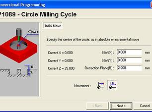 CAD/CAM design tools software screenshot