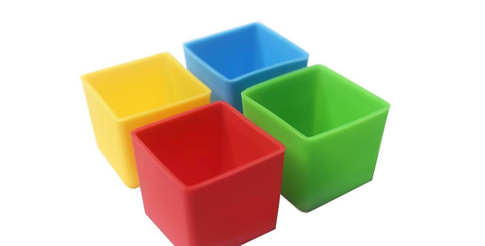 Munchcups - Bold (4 Pieces)