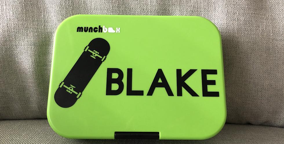 Large Vinyl Lunchbox Label Sets
