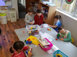 September 2017 in Senior Infants