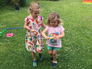 Egg and Spoon Race Home Challenge!