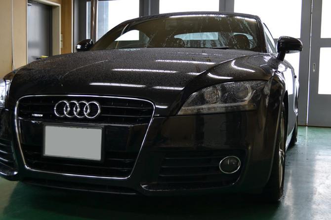 Audi TT エンジンスターター取付!!
