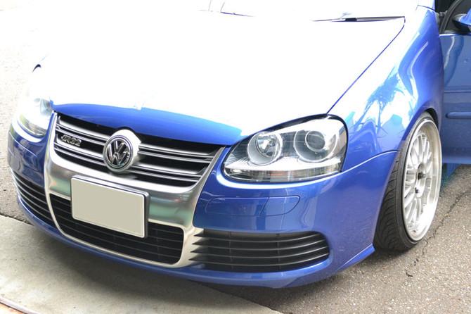 VW golf5 R32 ETC取付とAudi A4 ナビ取付!!