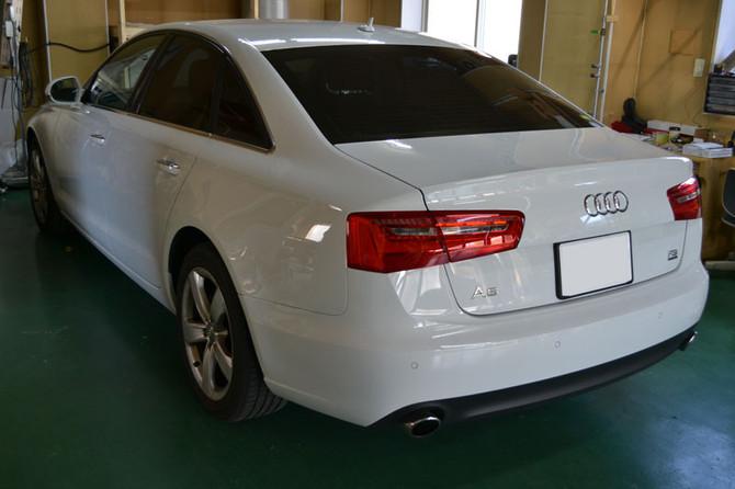 Audi A6    ホンダ S2000 スターター取付しました!