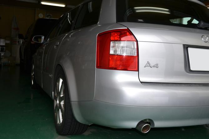audi A4、インフィニティ QX56、VW パサートヴァリアント、クボタ トラクター エンスタ取付!!