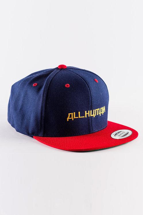 ! ALL HUMAN russian CAP