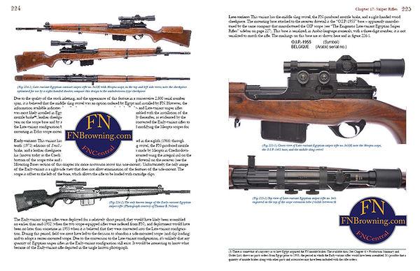 FN-49 Last Elegant Military Rifle W8 L.j