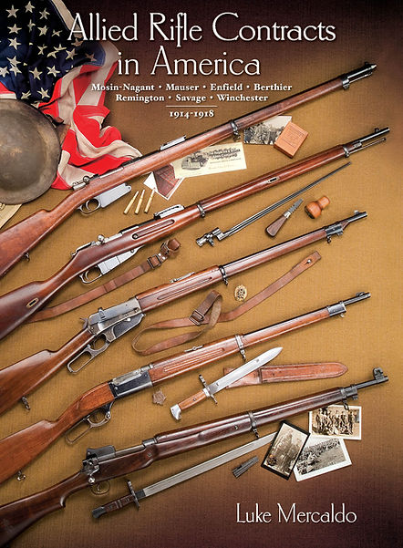 Allied Rifle Contracts in America book