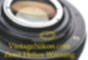 Zenit Helios 58mm Nikon mount bokeh