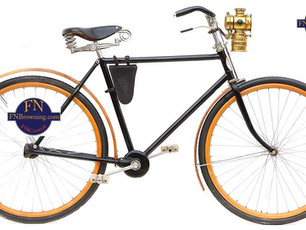 FN Chainless Acatene Bicycle from 1906