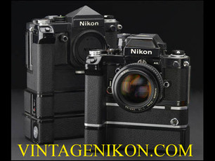 New photography website on Vintage Nikon www.vintagenikon.com