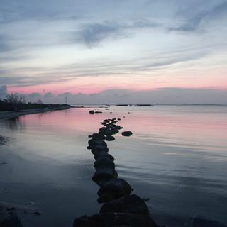 Ocracoke before hurricane Anthony Vander