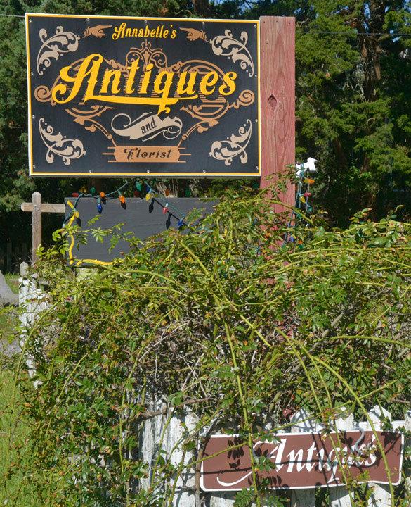 Annabelle Antiques Chester Lynn Ocracoke